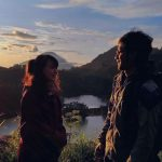Bukit sidengkeng, Spot Favorit menyaksikan keindahan Telaga Warna Dieng