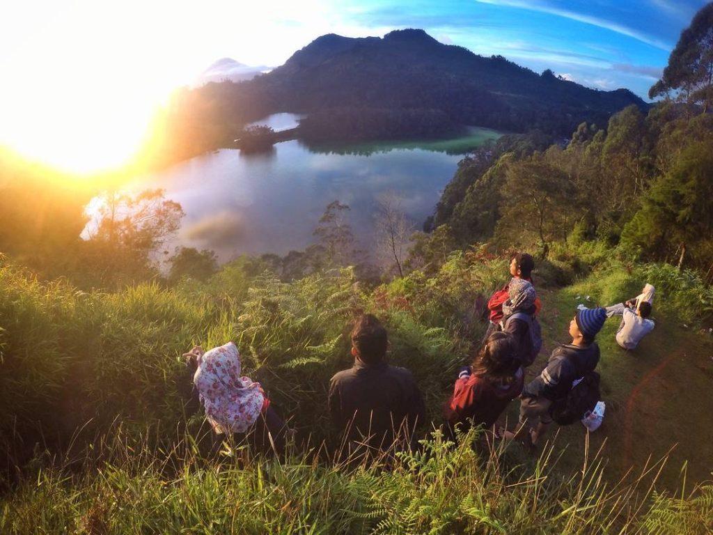 wana wisata petak 9(sembilan) bukit Sidengkeng Dieng via @damarjs