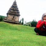 Komplek Candi Arjuna Dieng. Wisata Sejarah ala Dieng